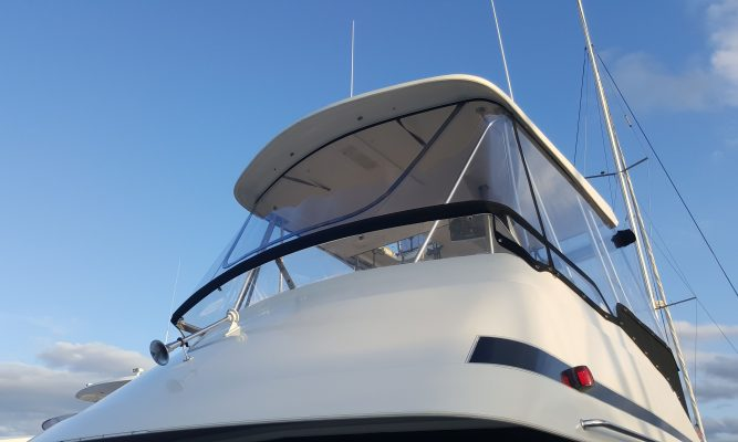 Marine Upholstery | Gold Coast | Boat Clears & Enclosures