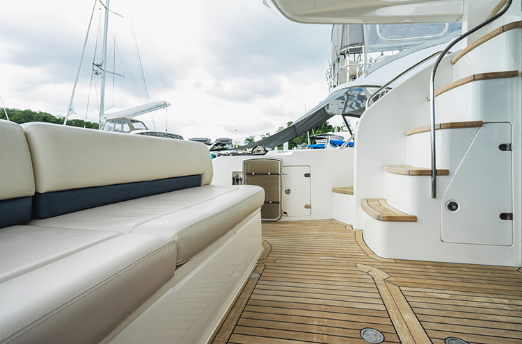 Marine Upholstery │ Gold Coast │ TrimRight