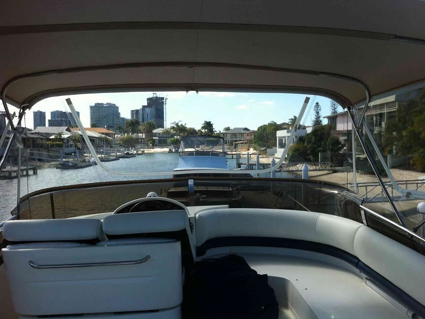 Marine Upholstery | Gold Coast │ TrimRight |